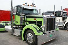 Show truck from Mid-America Trucking Show #trucks #trucking #trucktires #tires #GeneralTire