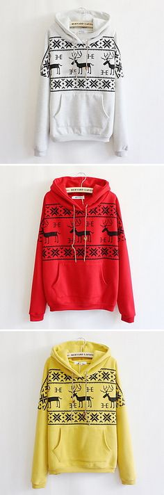 Winter Hoodies - Shop The Top Online Women's Clothing Stores via http://AmericasMall.com/categories/womens-wear.html