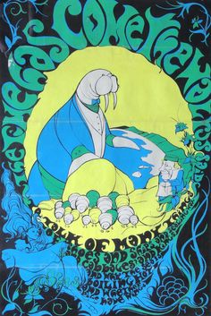 The time has come, the Walrus said, to talk of many things: of shoes and shipsand sealing wax, of cabbages and kings, and why the sea is boiling hot, and whether pigs have wings.—Lewis Carrol,Through The Looking Glass And What Alice Found There (1871). Illustration by Steve Sachs, 1968