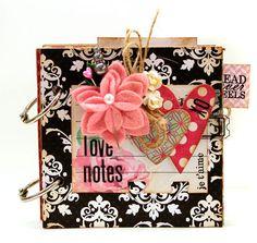 journal, mini book, greet card, paper, craft idea, mini albums, minis, album tutori, note