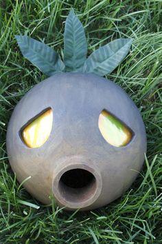 The Legend of Zelda Deku Mask by ThePropsShop on Etsy, $70.00