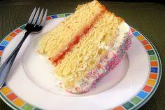 Homemade Cake Mix