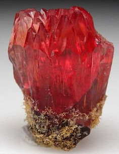 Rhodochrosite / N'Chwanning Mine, South Africa