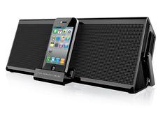 Sharper Image Portable Audio Dock $99