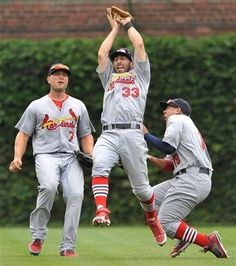Caption this? Holliday, Schumaker,  Jay