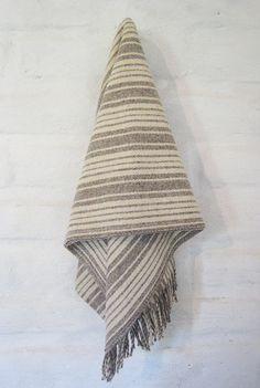 100 Percent Virgin Wool 'Top Drawer Blankets