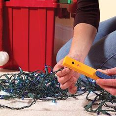 Burned-out holiday lights, even the cheap kind, are often fixable with a small investment of time and money. Here's how to diagnose and fix common problems.