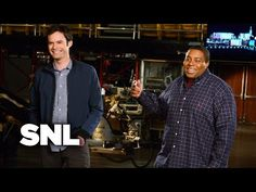 WATCH: Bill Hader hosts #SNL with musical guest Hozier this weekend!