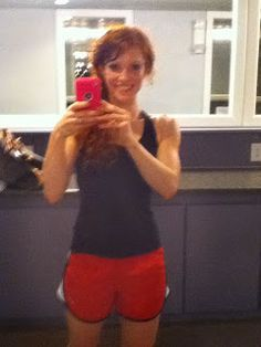 three simple steps to exercising consistently & loving it from a mom of 5/fitness instructor