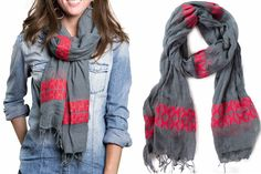 The new fall line of @livefashionable scarves are awesome - and free ship this weekend!