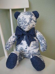 Toile bear