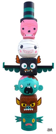 toytem of terror - gary ham, 2011