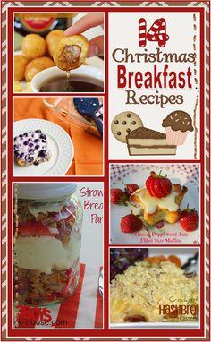 14 Christmas Breakfast Recipes 14 Breakfast Recipes for Christmas Morning