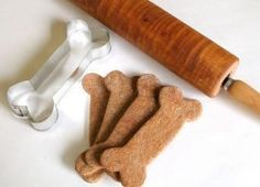 Bake the Dog Treat Recipes  Your Dog is Craving!    The best homemade dog treat recipes your dog has ever had come from your own kitchen! So take a peek into our recipe box and choose from your favorite dog biscuit recipes and homemade dog treats. Next, grab your apron, and let's start baking!