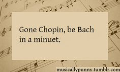 Musically Punny