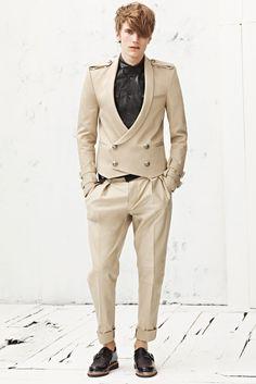 Men's Spring Fashion- Balmain 2013