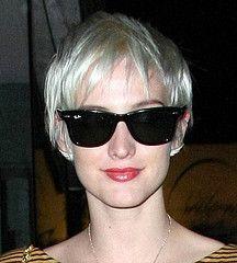 her hair cut