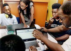 Church center mentors aspiring entrepreneurs #STEM #Manufacturing #SkillsGap