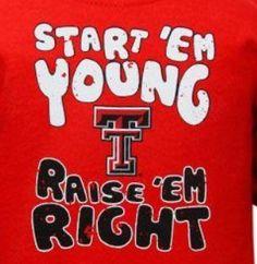 Texas Tech #TTAA #SupportTradition