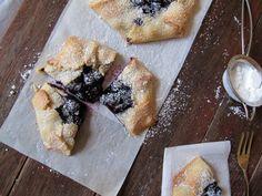 Blueberry Crostada