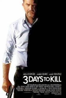 Watch 3 Days to Kill (2014) Online For Free   Watch movies online for free