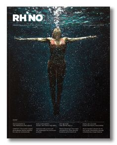 Rhino Magazine by Ma