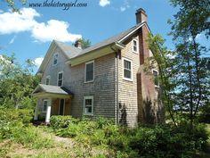 Suningive, Elizabeth White's home, @ Whitesbog Village, Browns Mills, NJ. Constructed in 1923.