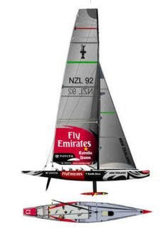 The America's Cup 20