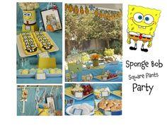 Spongebob party ideas