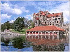 Singer Castle, NY 1000 islands