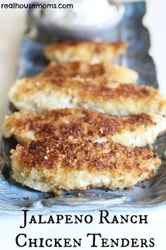 Jalapeno Ranch Chicken Tenders