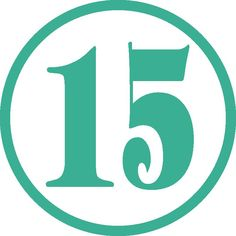 Only 15 days 'til January 1st!  Are you thinking about your New Year's resolution yet?  Stay tuned for a tip each day as we countdown to January 1st!