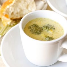 Broccoli cheddar soup: a copycat recipe of Panera's soup.