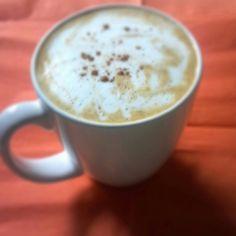Low-Cal Homemade Pumpkin Spice Latte
