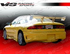 VIS Racing Z max Body Kit - Full Kit for 93-97 Ford Probe at Andy's Auto Sport