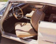 1960 Chrysler 300 - swivel driver's seat