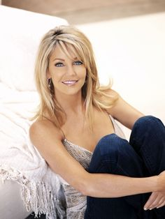 Heather Locklear-hair