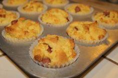Gluten-free Corn Dog Muffins