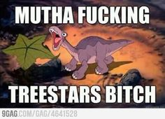 Land Before Time.  We had way better films in our childhood than the computerized half assed stuff on nowadays lol