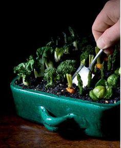 Garden salad - Heston Blumenthal at Home