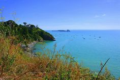 Cancale, France - On the Emerald Coast of France