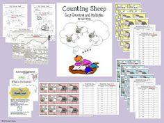 Counting Sheep Freebie!