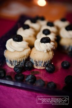 Mini Cupcakes by our Pastry Team!