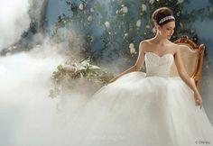 Disney Princess Wedding Dresses - Cinderella