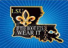 dat, cajun, geaux tiger, louisiana, lsu tiger, orlean saint, boots, boot fit, footbal