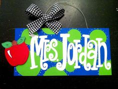 teacher gifts @Sarah Desjardins something like this could be a nice option too... cheaper than wreaths I'd imagine.