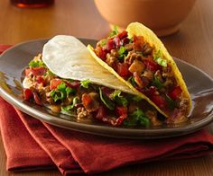 Amazing Bacon Cheeseburger Tacos