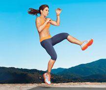 Jillian's 16 minute workout