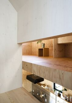 mA-style: ant house #plywood #levels #contrasts