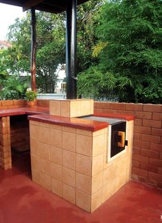 Build an All-in-One Outdoor Oven, Stove, Grill and Smoker